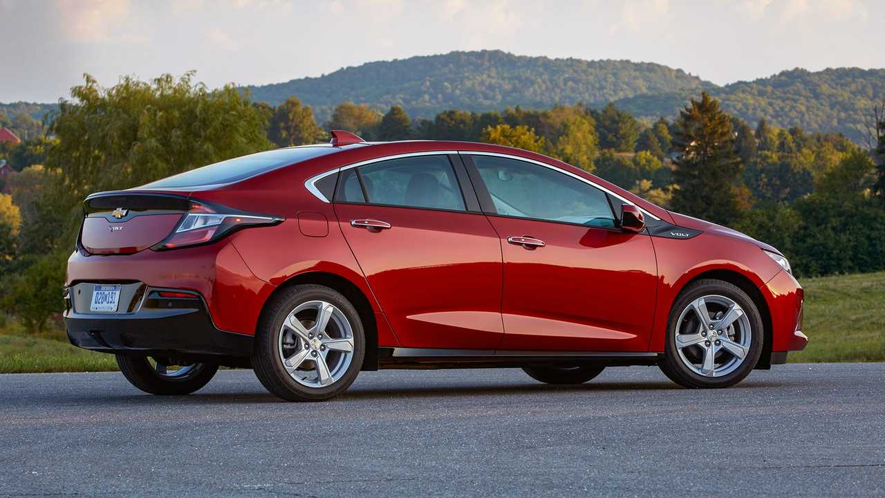The Volt has a lower entry-level price than the Bolt.