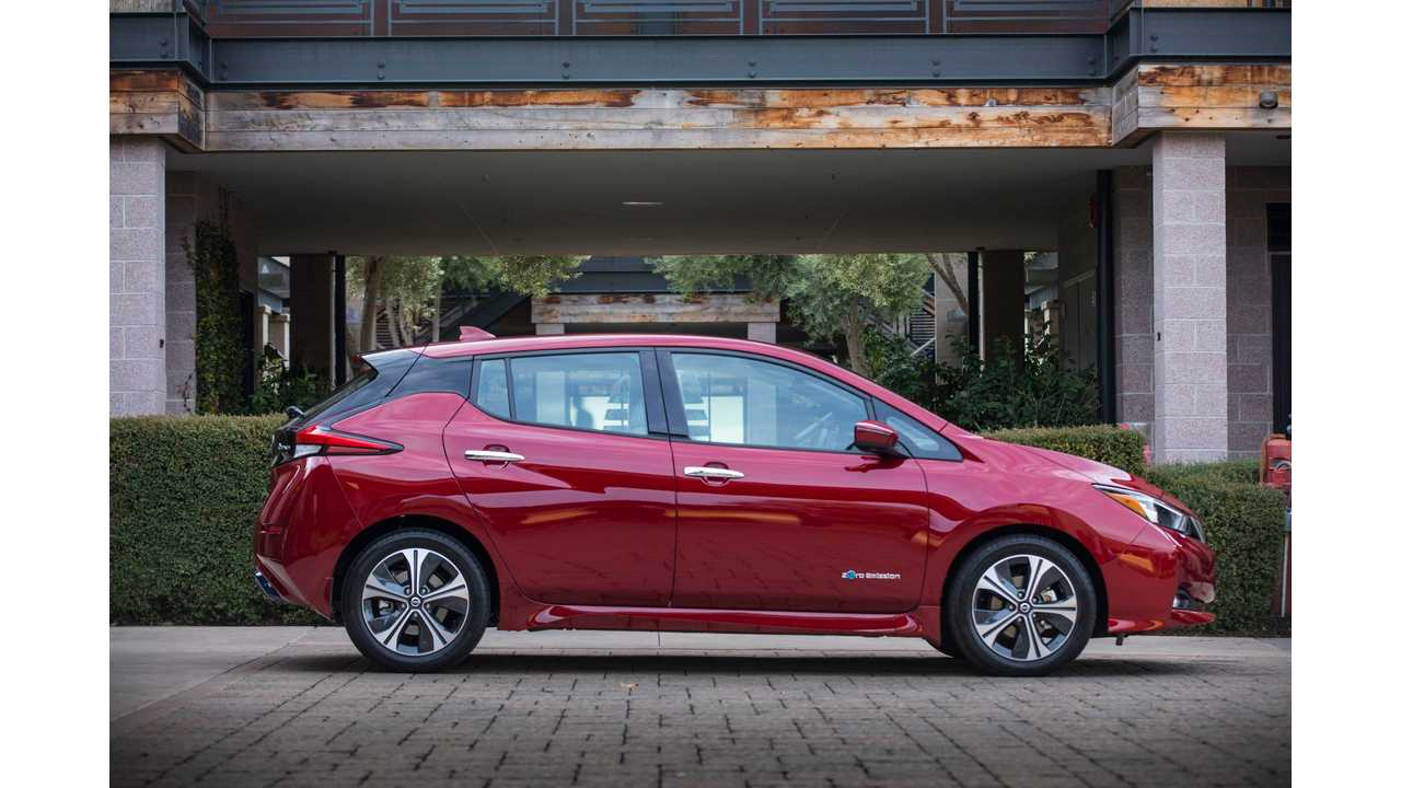 Here's How To Save $5,000 On 2018 Nissan LEAF In New Jersey