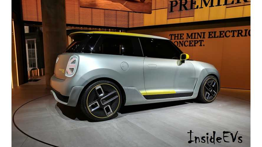MINI Exec Says Going Electric Is Proving To Be A Challenge