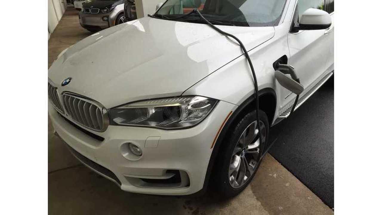 BMW X5 xDrive40e - First Drive