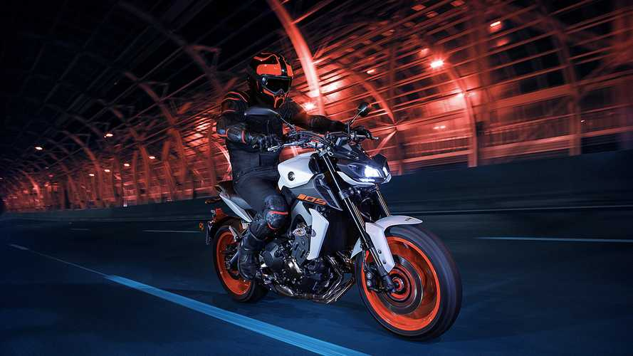 Yamaha MT-09 Gets Displacement And Power Boost For 2021
