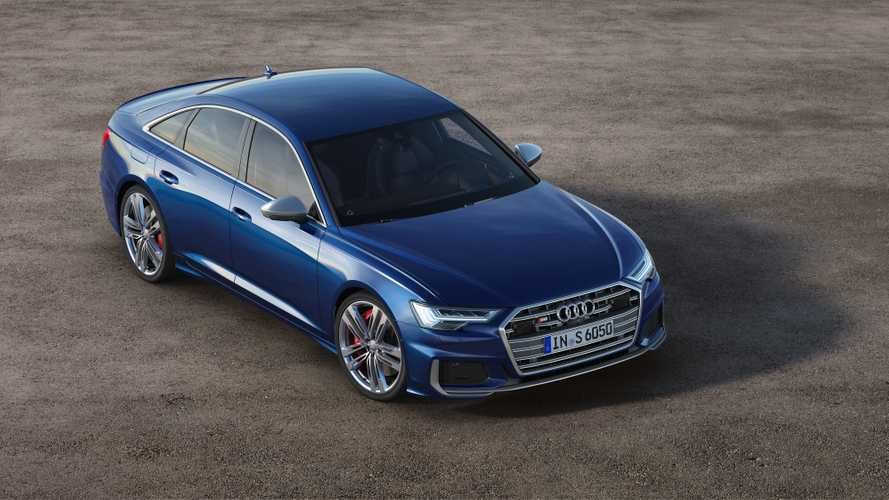 """На свет появился еще один """"горячий"""" седан Audi S6"""