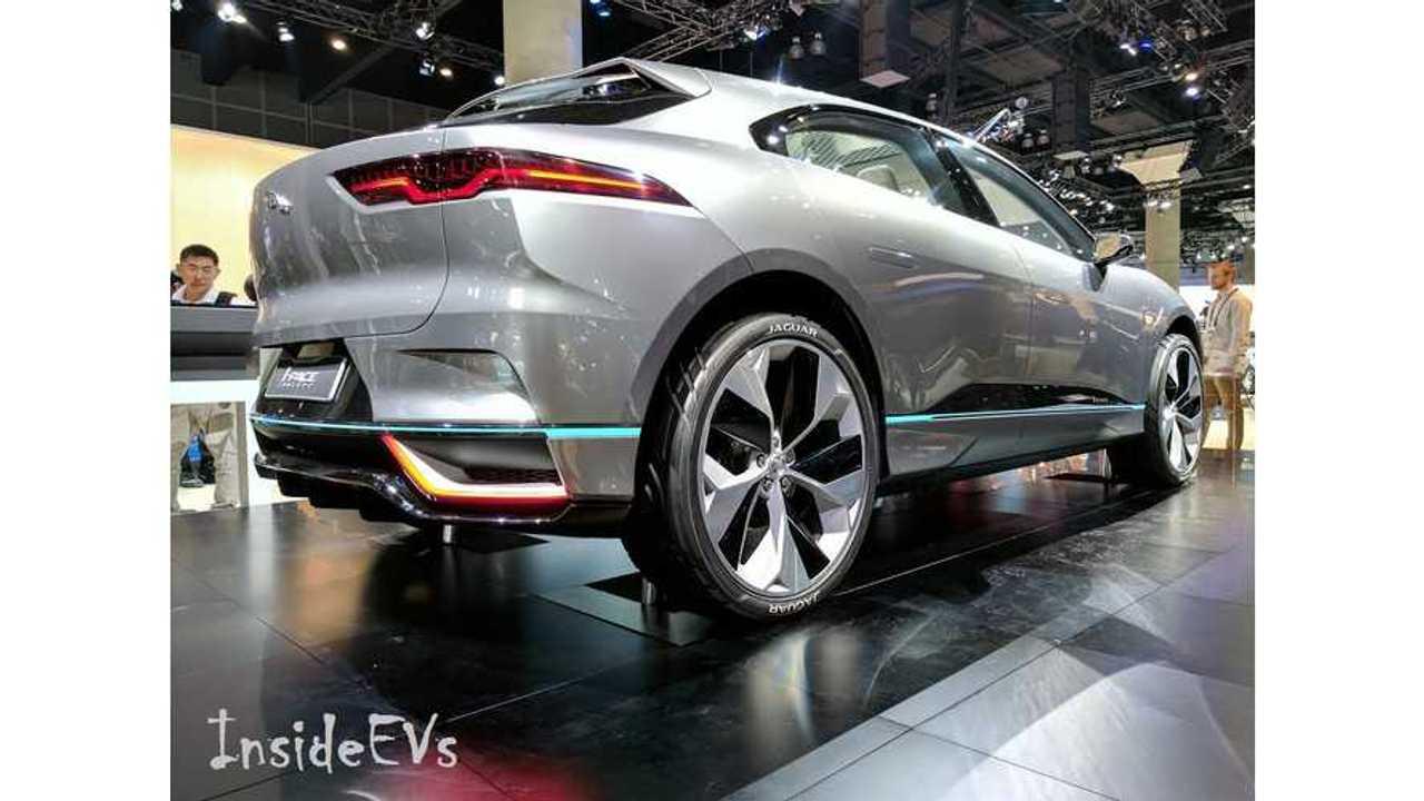 Jaguar i-Pace EV Designer: Hydrogen Fuel Cells Are