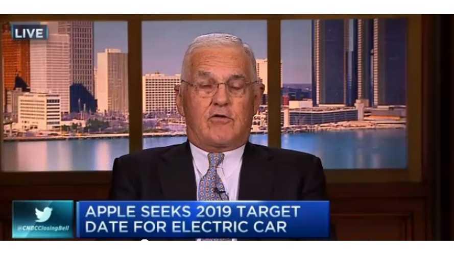Bob Lutz: Apple Should Avoid