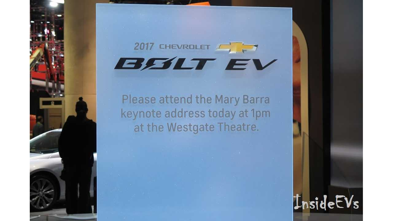 Chevrolet Bolt First Drive Notes: 5 Seats, Designed With Lyft In Mind