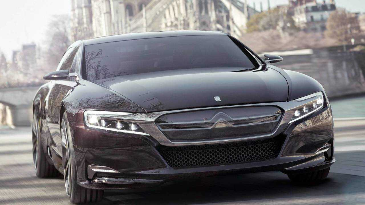 DS Flagship To Launch As DS 8 In 2020, Electrification A Given