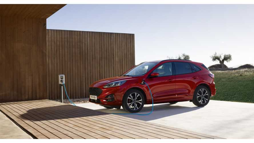 Europe: Ford To Replace Faulty Batteries In Kuga PHEVs