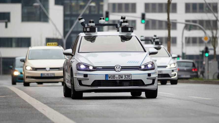 Guida autonoma, Volkswagen la testa sulle strade di Amburgo