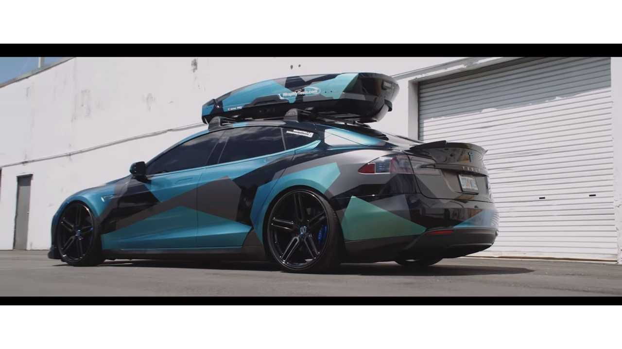 The King Of Tesla Customization Shares Stories, Images, & Videos