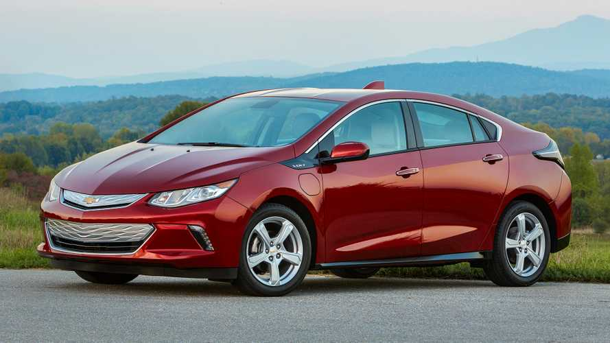 2019 Chevy Volt Still The Plug-In Hybrid Champion