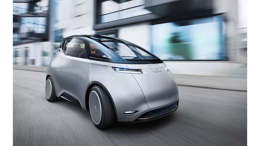Uniti One Electric Car To Enter Production In 2020