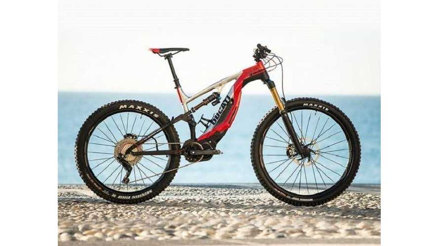 Ducati Goes Electric With New MIG-RR E-Bicycle