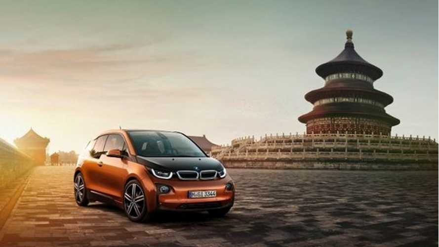 BMW: By 2019, China Will Be World's Largest EV Market - BMW i3 To Go On Sale In China This September