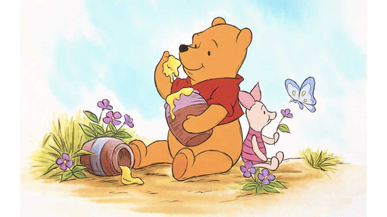 Pooh, Piglet and observations about honey