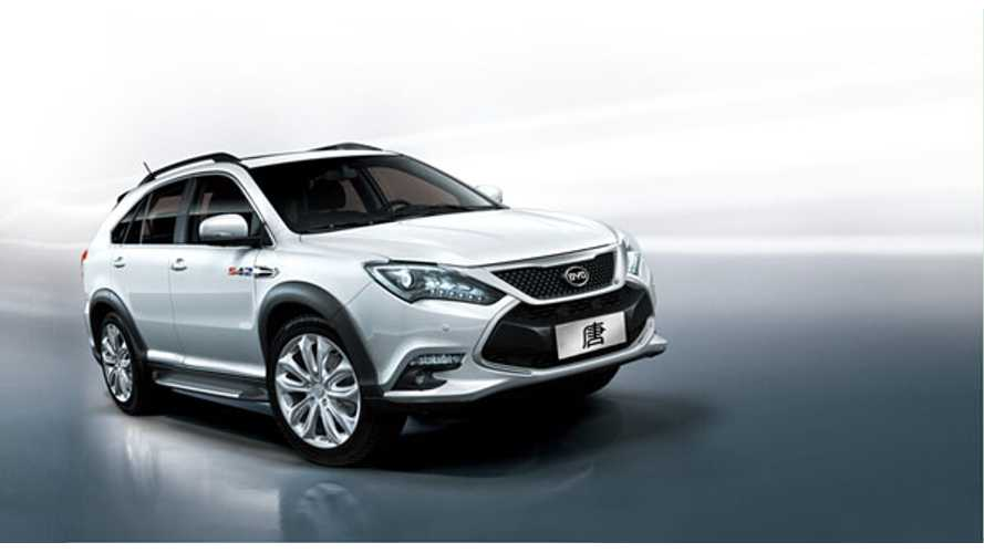 BYD Tang PHEV SUV Now Available To Order
