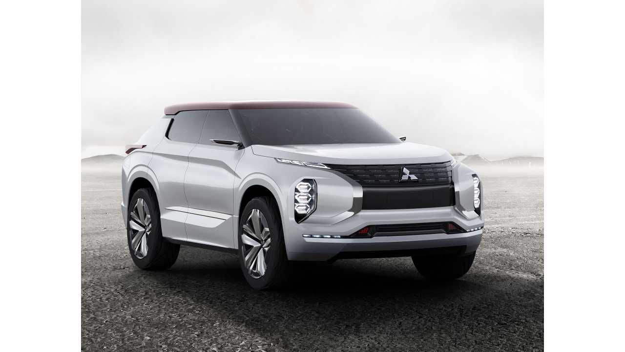 Mitsubishi To Present GT-PHEV And eX Concepts At Auto Shanghai