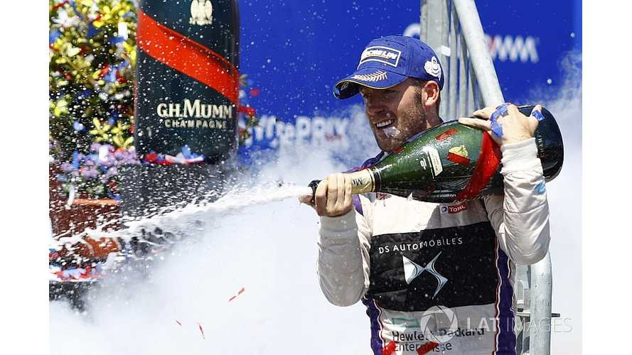 Bird's Double Formula E Victory In New York Leaves Him With Mixed Emotions