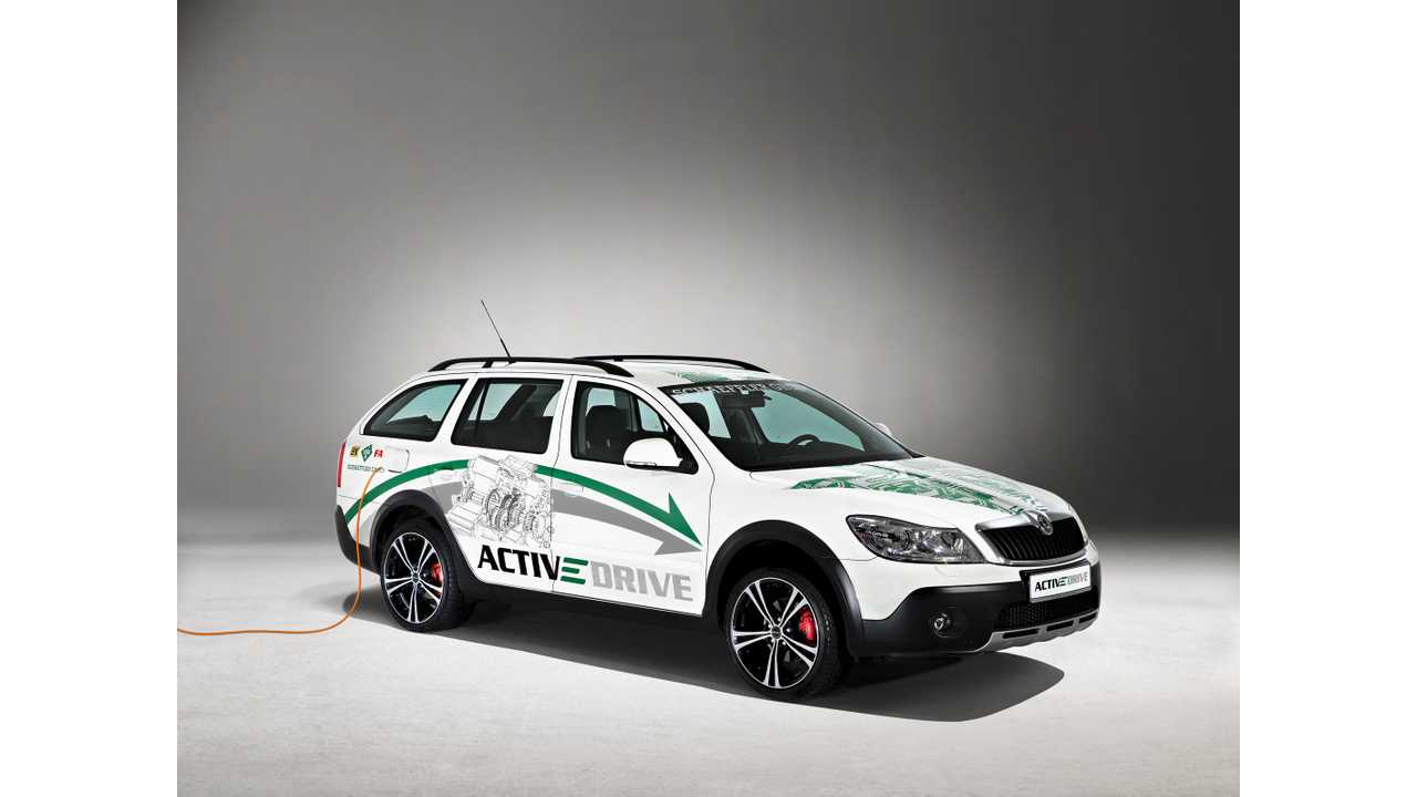 Supplier Schaeffler To Create Independent E-Mobility Division