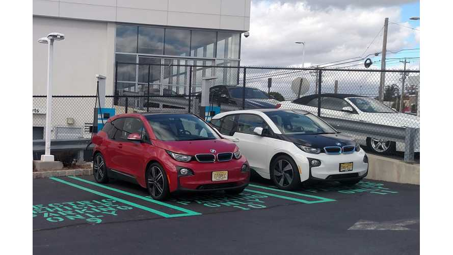 New Jersey Plug-In EV Registrations Up 79% For Model Year 2016