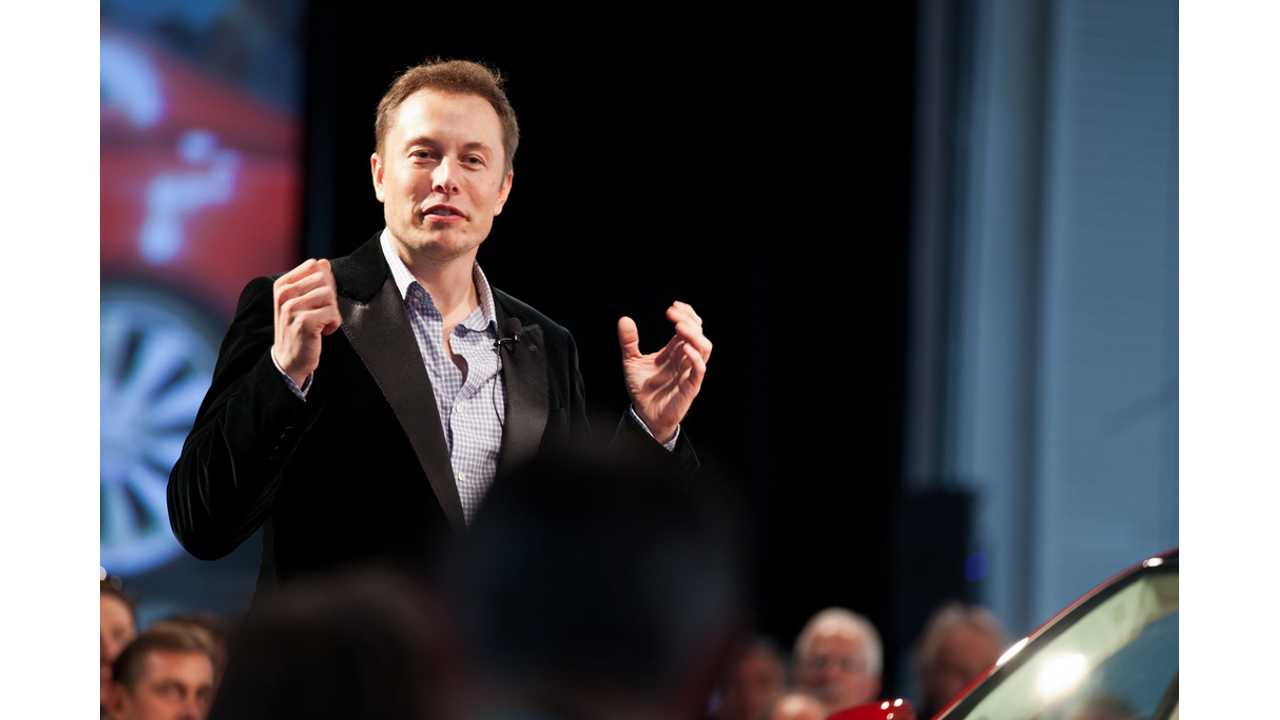 Elon Musk Spends 80 Percent Of His Time Doing This