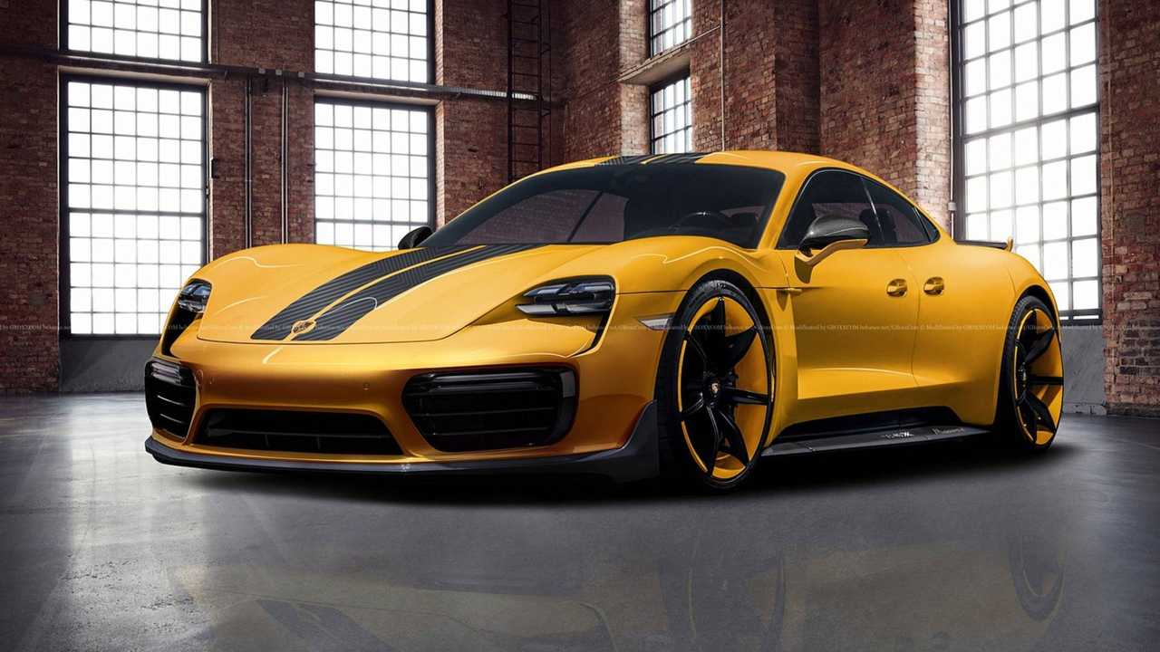 Porsche Teases Taycan: Claims 0 To 62 MPH In 3.5 Seconds