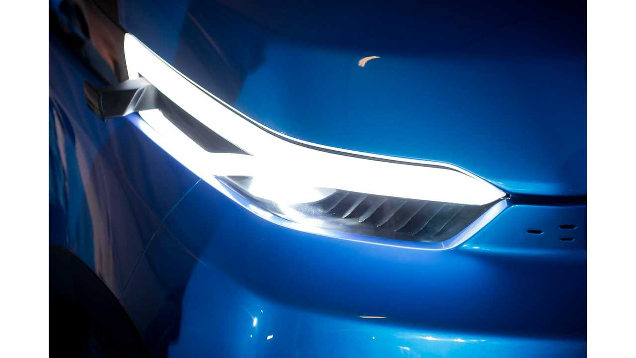 Iveco Vision - LEDs