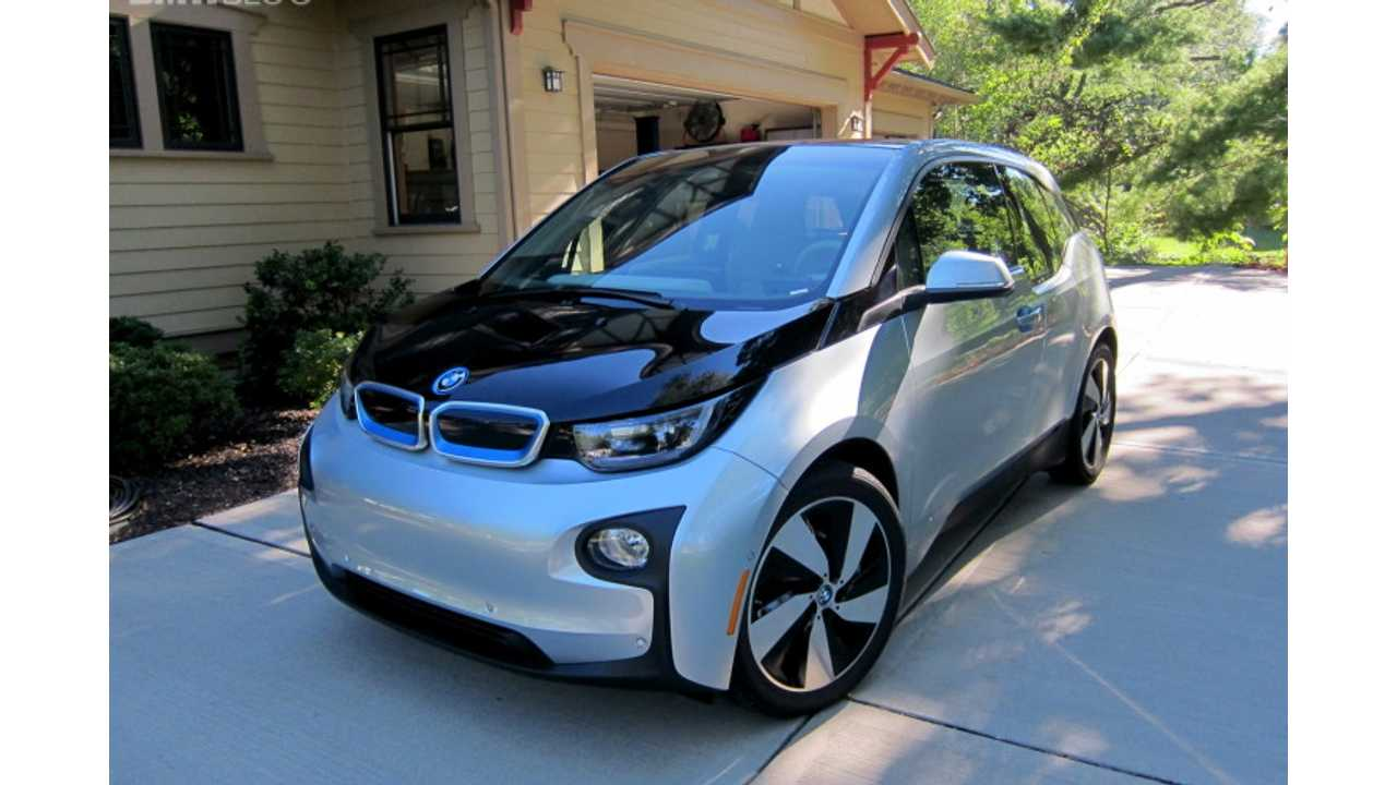 BMW i3 Extended Test Drive Review