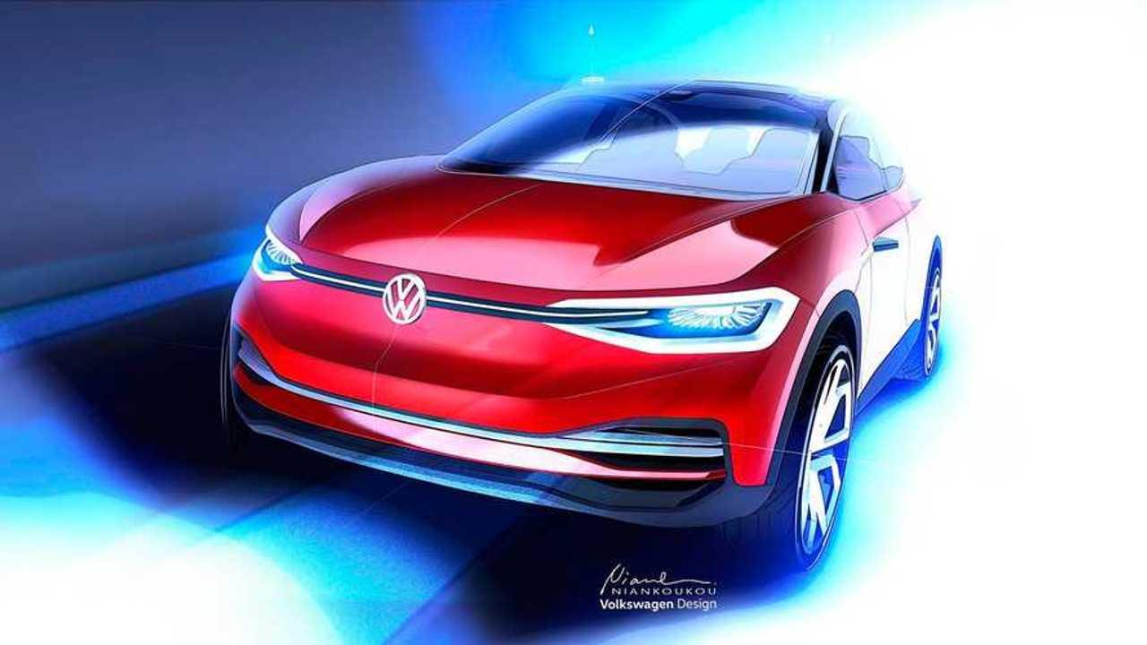 More Video Teasers Of The Volkswagen I.D. Crozz Ahead Of IAA
