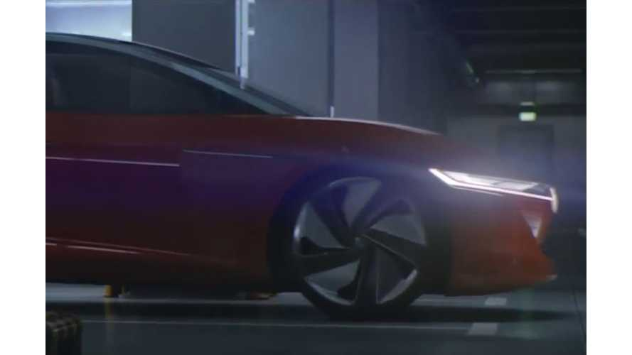 UPDATE: VW I.D. Vizzion Embodies Level 5 Autonomy