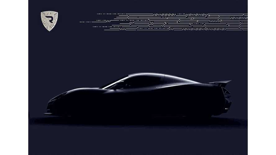 Exclusive: Rimac CEO Discusses Newly Teased Hypercar With Us