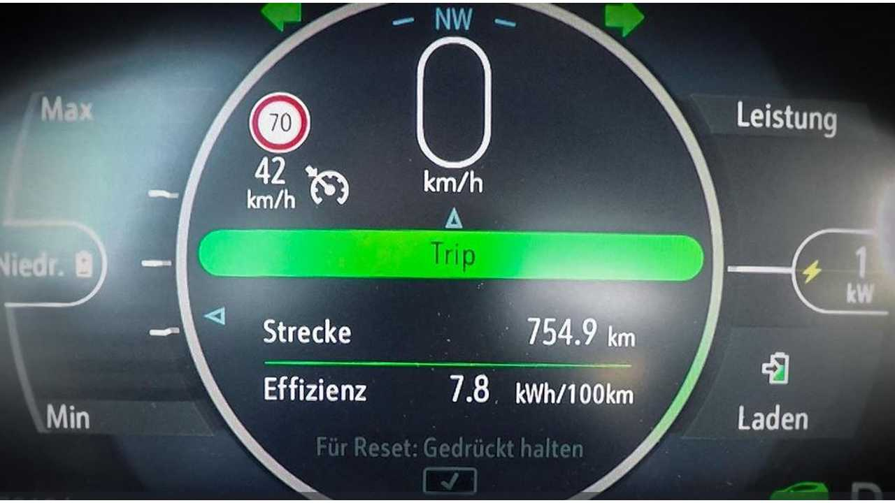 Opel Ampera-E (Chevy Bolt EV) Goes 466 Miles On Single Charge