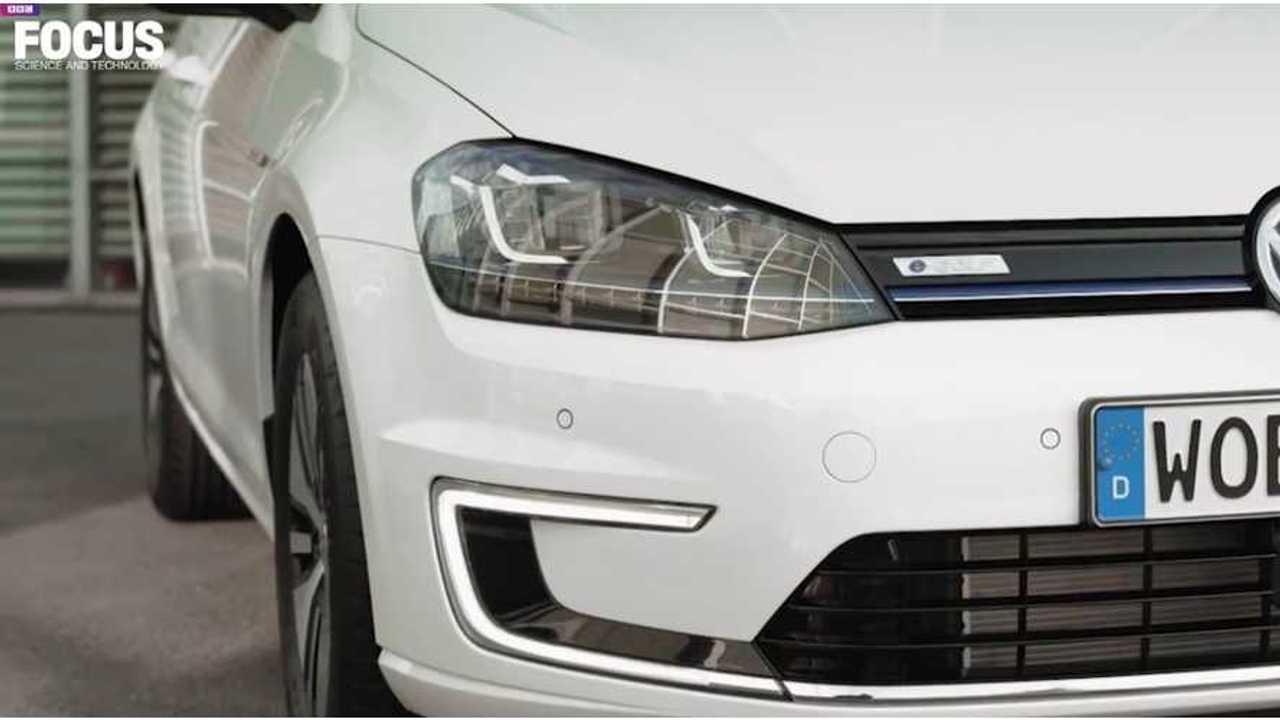 The Future Car Show: VW e-Golf Review - Video