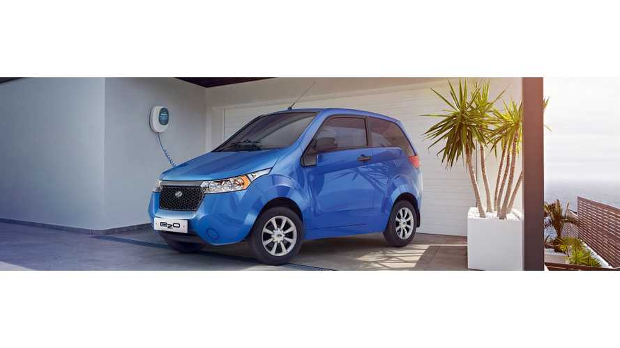 Mahindra Introduces Premium Version of e2o