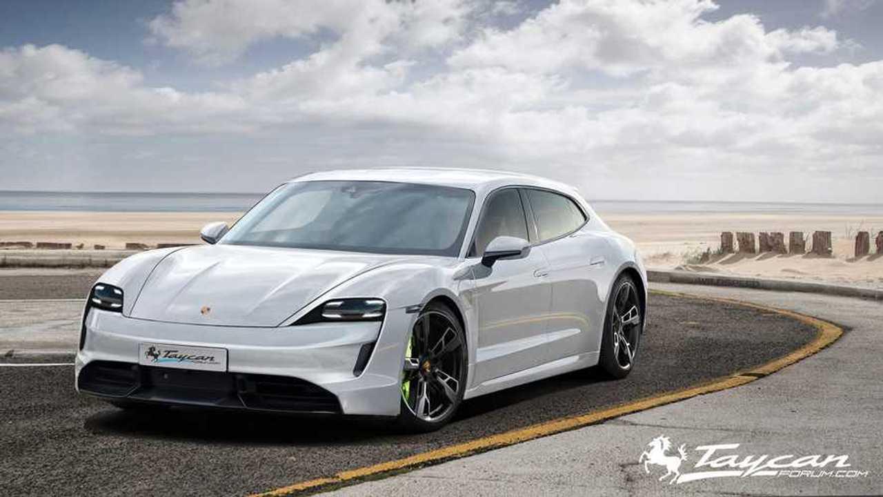 PorscheTaycan_SportTurismo_white_front