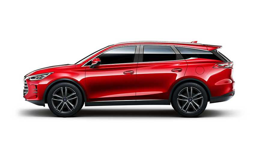 BYD Achieves 6th Straight Plug-In Electric Car Sales Record