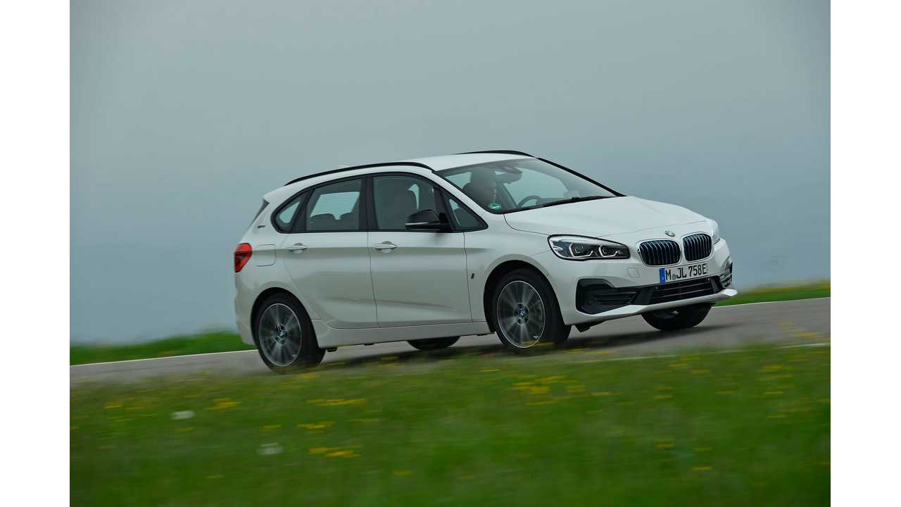In October 2018 BMW Sold Over 13,000 Plug-In Cars