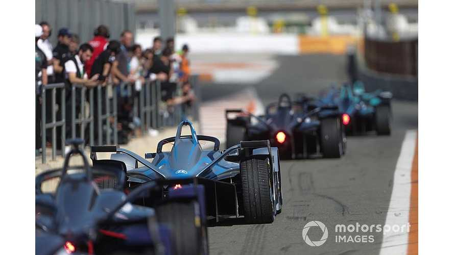 Formula E Has Secret Meeting To Bring Race Back To UK