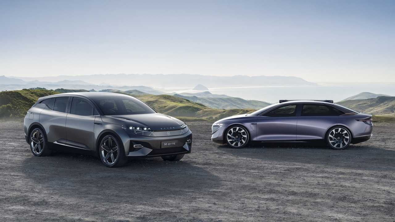 China's Future Mobility Corp Readies For EV Production Of 150,000 A Year