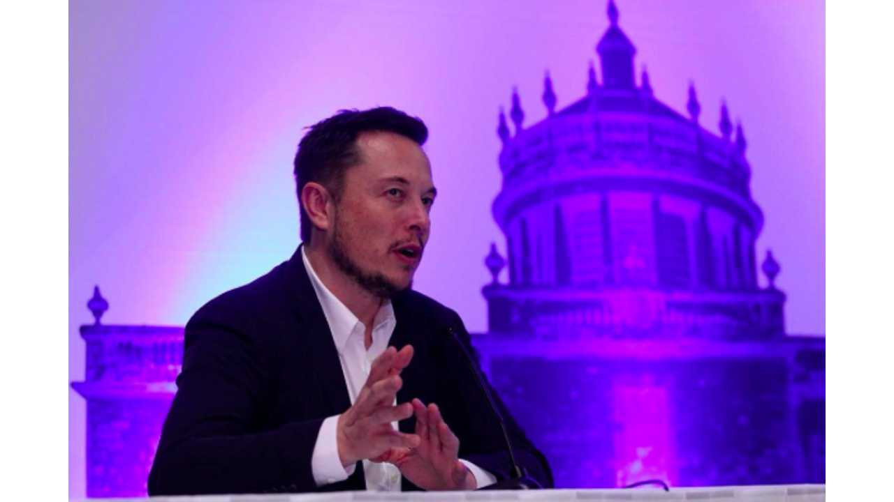 Tesla CEO Elon Musk Joins President Trump's Manufacturing Council