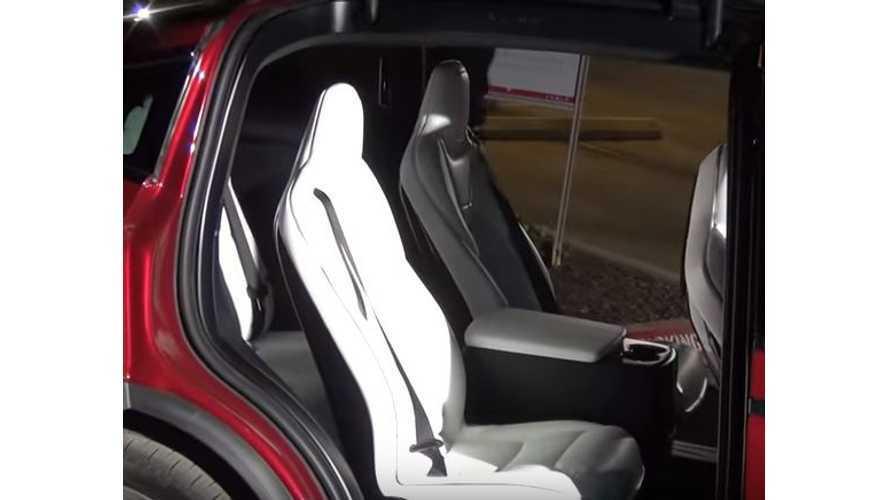 6-Seat Tesla Model X - Video Preview