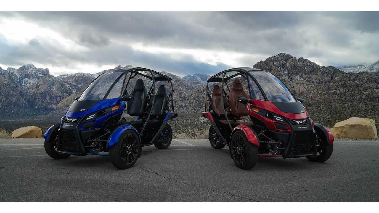 Arcimoto SRK, Fun open, practical electric mobility