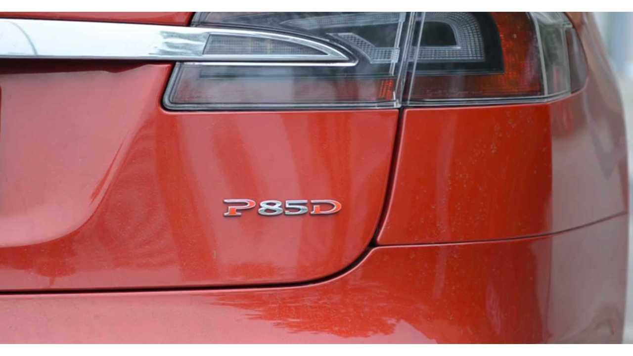 Tesla Model S P85D Laps Nurburgring In 8:50 – Video