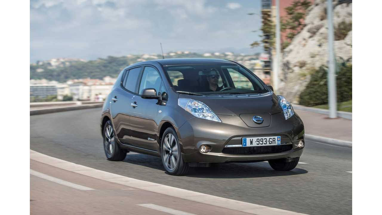 30 kWh Batteries For 2016 Nissan LEAF In Europe Are Sourced From Japan?!