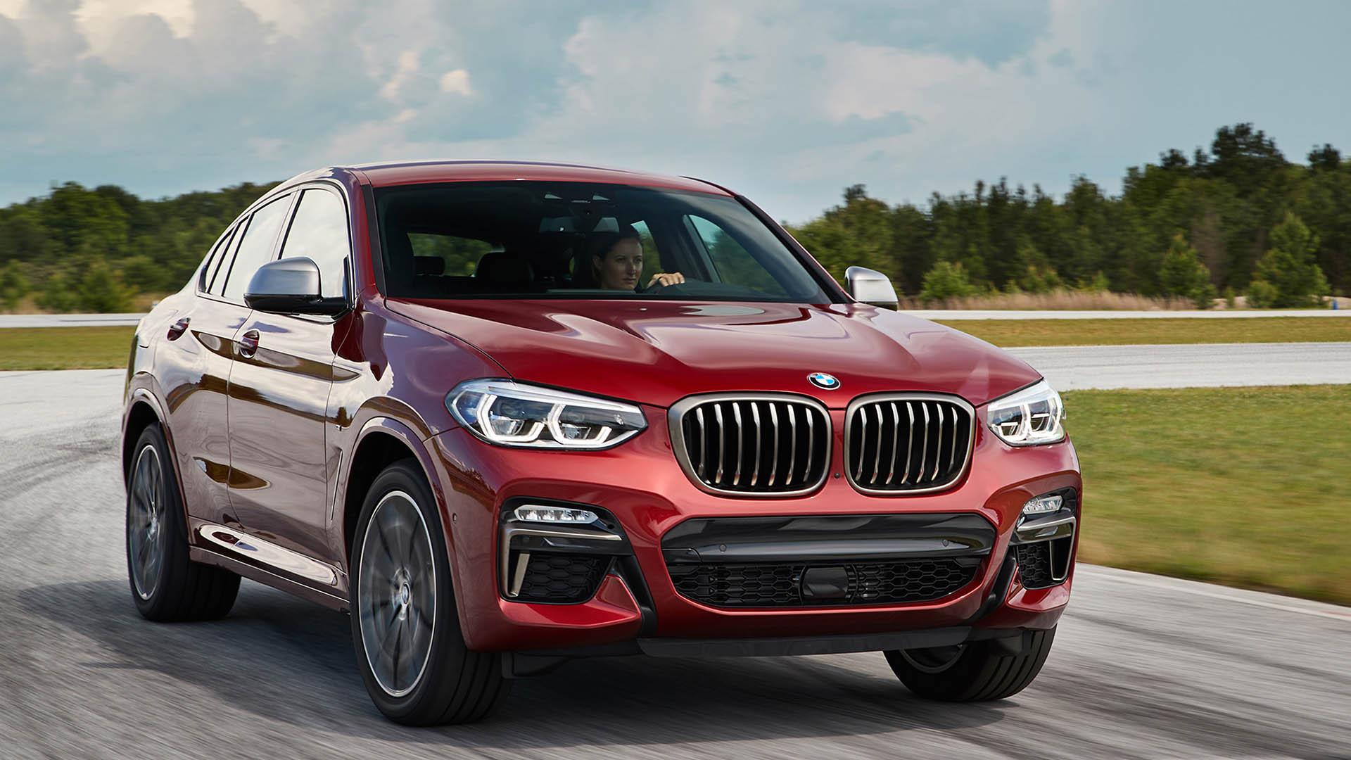Im Test Der neue BMW X4