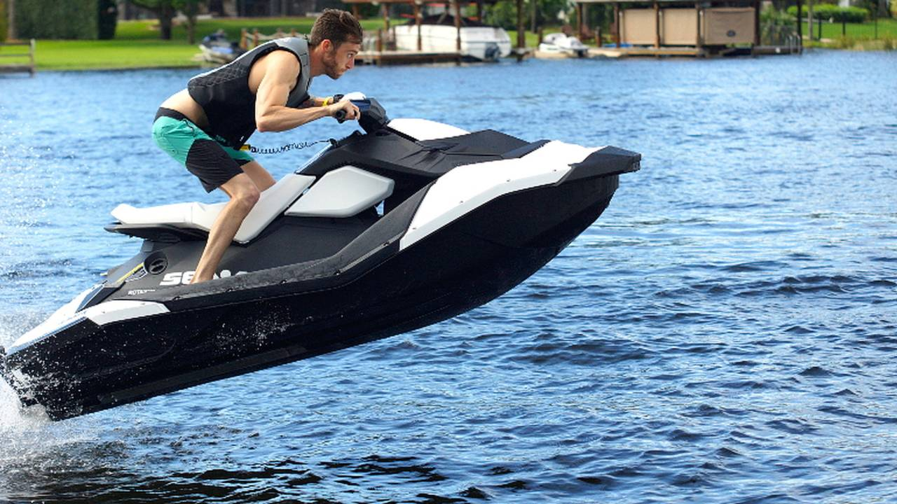 2014 Sea-Doo Spark Review - Rides Like a Sportbike