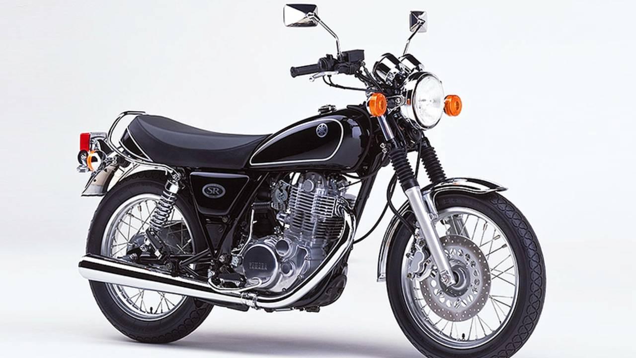 2014 Yamaha SR400