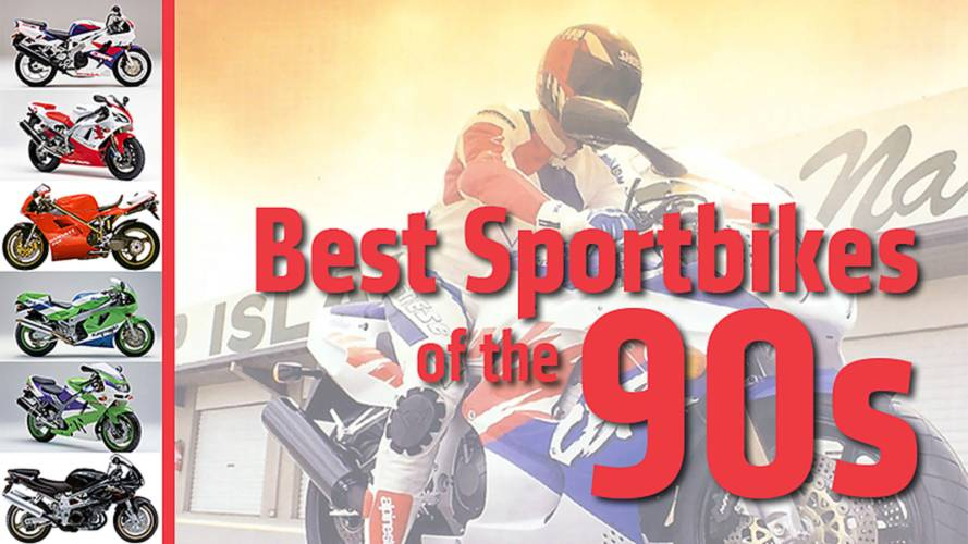 Best Sportbikes Of The 1990s