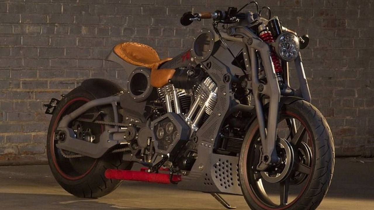 Confederate Motorcycles Swaps Name and Motors