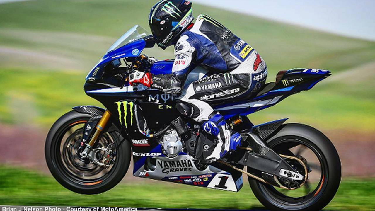 Yamaha Partners with MotoAmerica