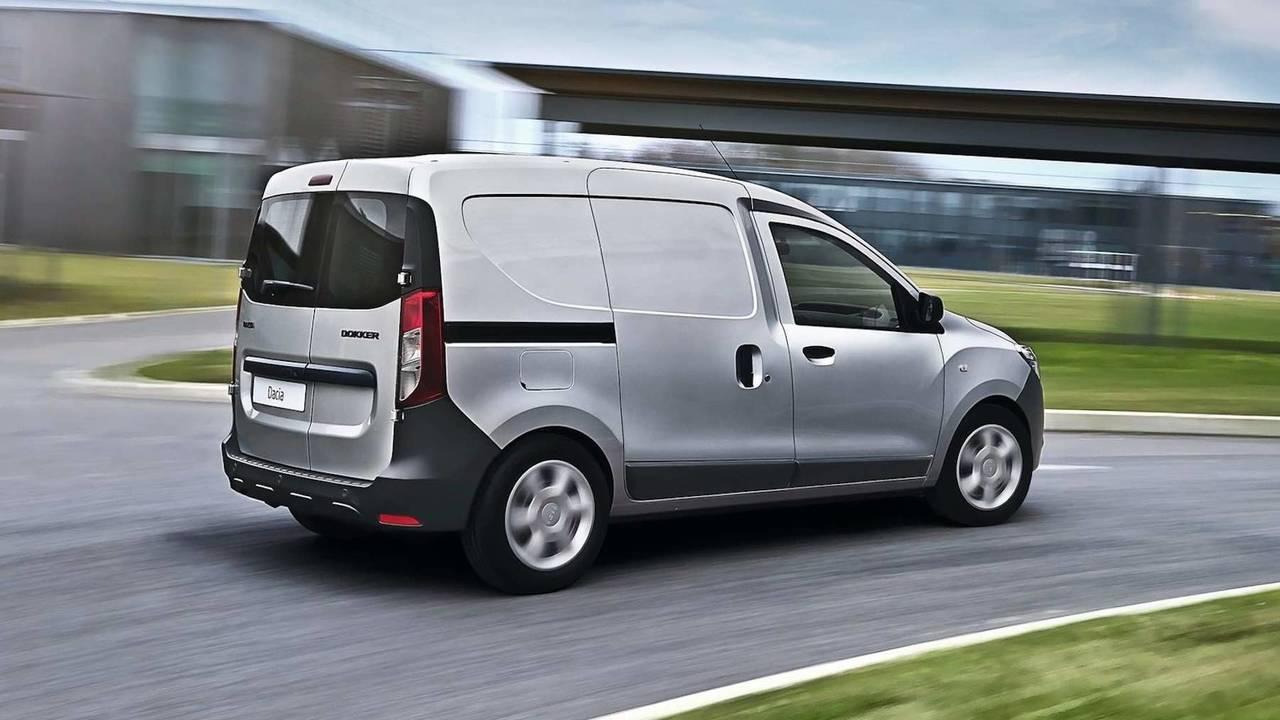Vehículos comerciales: Dacia Dokker Van 2018